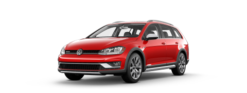 Golf Alltrack model